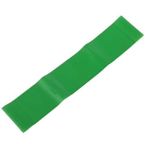 LLD Training Goma Bucles Bandas Cuerda de tracción elástica Banda de Resistencia Latex Gym Strength, Azul