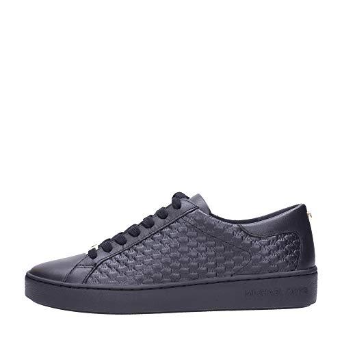 Sneakers Michael Kors Colby Mujer - Piel (43F8COFP1LBLACK) 36 EU