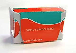 DRYER SHEET CADDY Fabric Softener Sheet Box Holder MADE IN USA