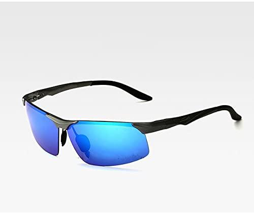 Gafas de Sol polarizadas para Hombre Gafas de visión Nocturna Gafas para Hombre Gafas de Sol Gafas para Hombre