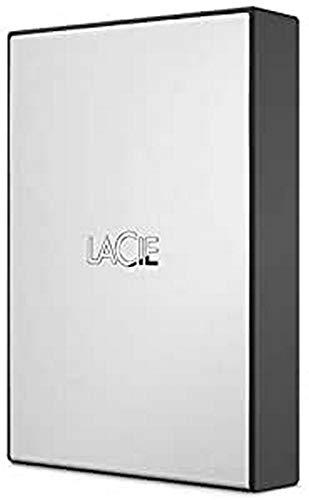 """LaCie USB 3.0 Drive, 4 To, Disque Dur Externe Portable, 2,5"""", pour Mac, PC, Xbox One et Playstation 4 (STHY4000800)"""
