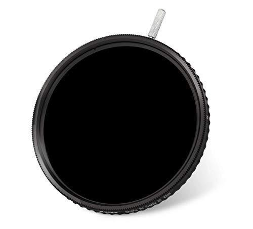 Haida Ultra Slim NanoPro Variabler Graufilter ND8x - ND1000x - 82 mm