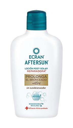 Ecran - Aftersun Loción Post Solar Reparadora - 200 ml