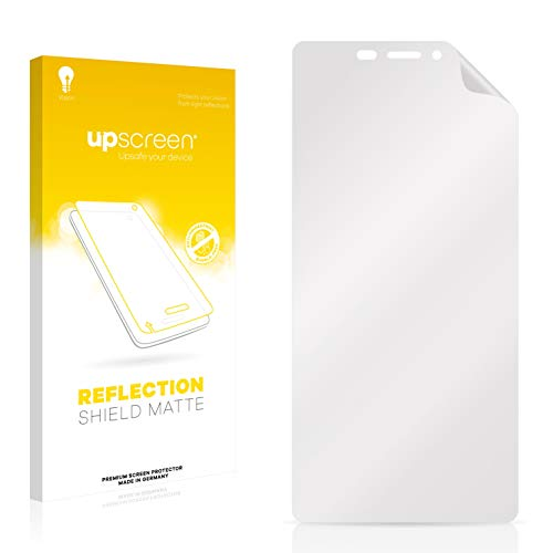 upscreen Entspiegelungs-Schutzfolie kompatibel mit Gionee Elife S5.1 – Anti-Reflex Bildschirmschutz-Folie Matt