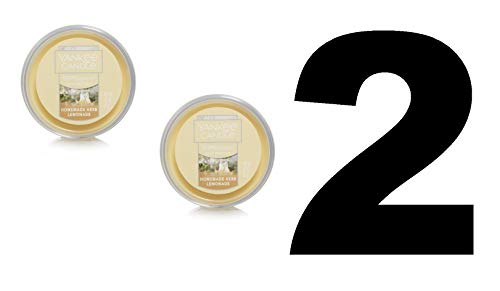 Yankee Candle Spiced Pumpkin Scenterpiece Easy Meltcup Wax Melt Cup 2 Units (NET WT 2.2 OZ 61 g)