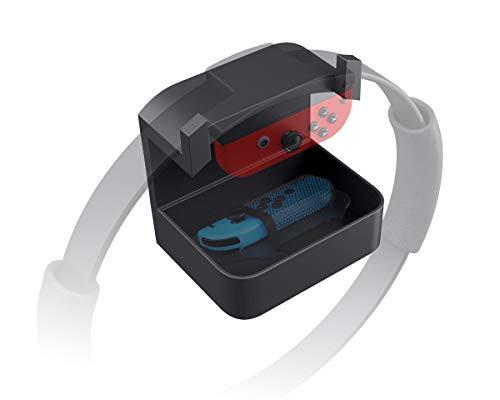 Soporte de Pared para Switch Ring Con, Soporte de Gancho para Nintendo Switch Ring Fit Adventure Accesorios de Juegos, Organizador y Percha para NS Fitness Ring, Leg Strap y Joy Con Controller
