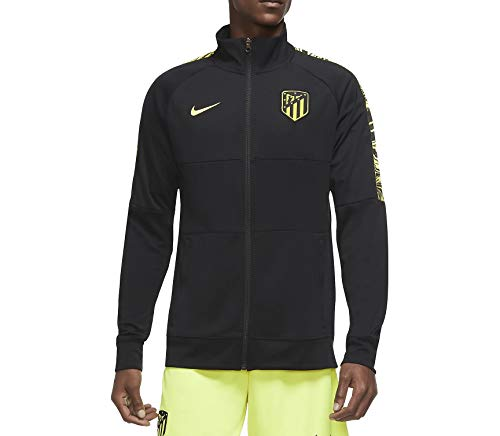 Nike Atlético Madrid - Chaqueta, talla M, color negro