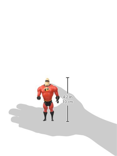 The Incredibles 2 Mr. Incredible 4-Inch Action Figure