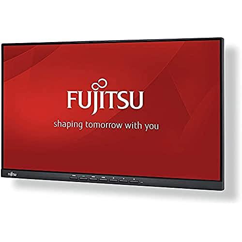 Fujitsu E24-9 TOUCH Monitor 60,5 cm (23.8 Zoll) 1920 x 1080 Pixel Full HD LED Schwarz