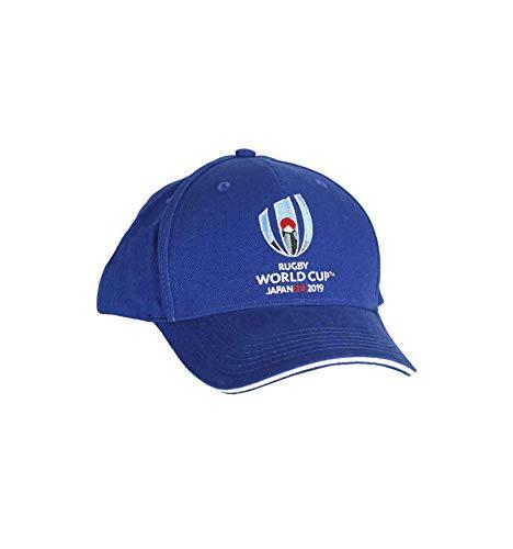 Casquette France - Coupe du Monde DE Rugby 2019 - Collection Officielle Rugby World Cup