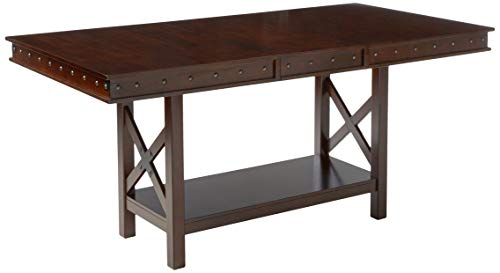 Signature Design by Ashley Collenburg Counter Height Dining Room Extension Table