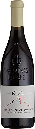Photo of PAUL JOURDAN, Cuvée Papale Châteauneuf-du-Pape Rouge (case of 6 x 750ml) Rhone valley/France, Syrah, Grenache, RED WINE