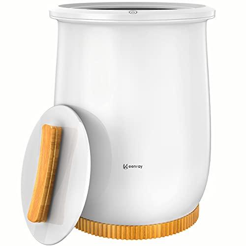 20L Keenray Bucket Style Towel Warmers, Bathroom Electric Hot Towel Bucket...