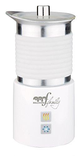 Melchioni Nuvola 2 Scaldalatte Elettrico Ind 550w Prima Preparazione Arredo Tavola, 550 W, 1 Cups