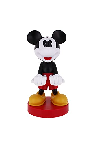 Exquisite Gaming - Cable guy Mickey Mouse, soporte de sujeción o carga para mando de consola y/o smartphone (PS4)