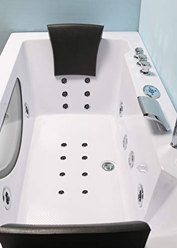 Whirlpool massage hydrotherapy bathtub 70