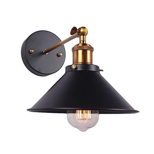 Lantaarns van metaal, antiek, fitting E27, diameter 220 mm, voor keuken, tuin, restaurant en bar