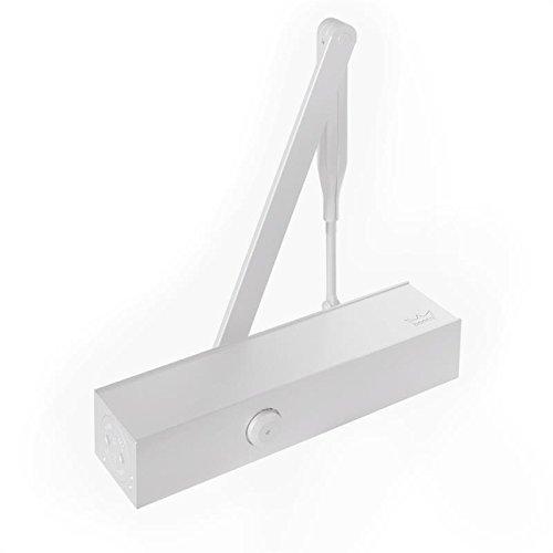 Türschließer Dorma TS 73 V inkl. Normalgestänge weiß