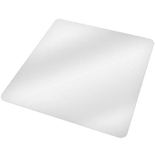 TecTake Bodenschutzmatte Bodenmatte Büro Stuhlunterlage - Diverse Größen - (120x130cm | Nr. 401698)