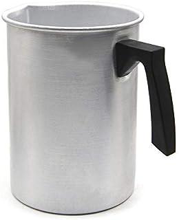 Verdelife Pot de 3 L pour faire fondre la cire, faire fondre la cire, faire des bougies