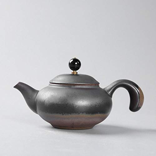 LinZX 200ml Tetera de cerámica envase envases cerámicos Potable Pu'er Teaware Oolong era Caldera de café,Teapot