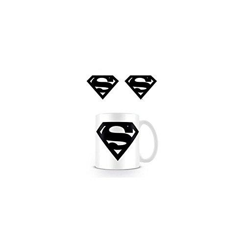 DC Originals MG23652 Mug céramique - Symbole Superman, 315ml/11oz