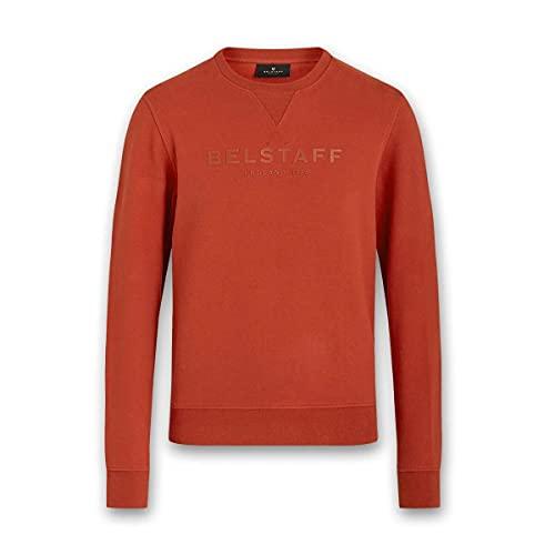 Belstaff 1924 Sweatshirt Red Ochre-L