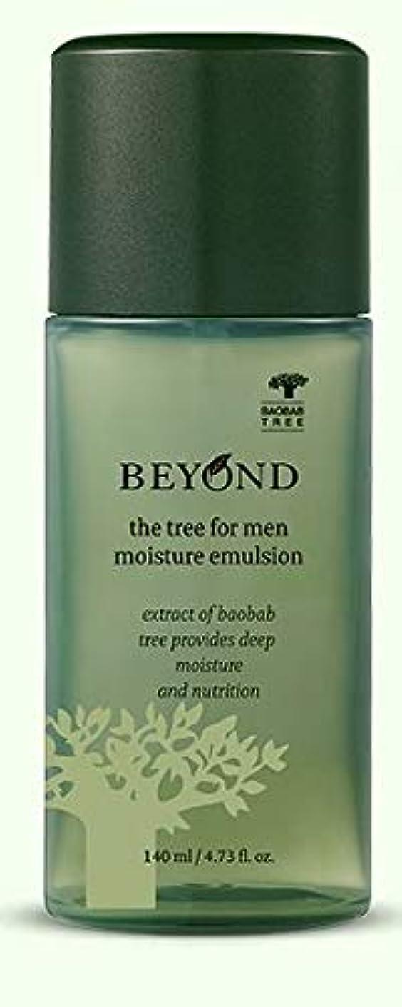 ホーン芝生不運[ビヨンド] BEYOND [ザツリーフォーメン モイスチャーエマルジョン 140ml] The Tree For Men Moisture Emulsion 140ml [海外直送品]