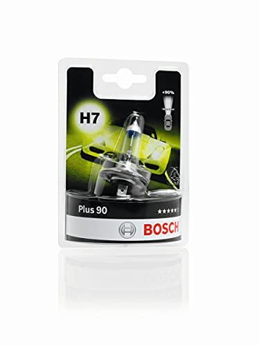 Bosch Lampe de phare Plus 90 H7 12V 55W (Ampoule x1)