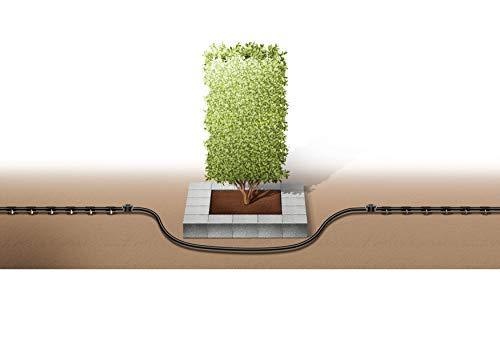 GARDENA Start Set Pflanzreihen M: Micro-Drip-Gartenbewässerungssystem zur schonenden, wassersparenden Bewässerung von Reihenpflanzungen (13011-20) - 2