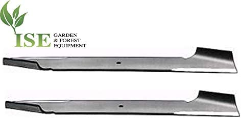 ISE Replacement Set of Industry No. 1 Max 61% OFF Two Blades for Numbers Replaces AYP Part