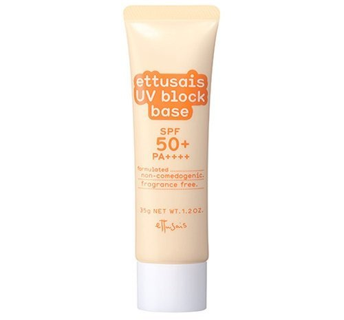 Ettusais UV Block Base SPF50+EPA++++ - 35g(Green Tea Set)