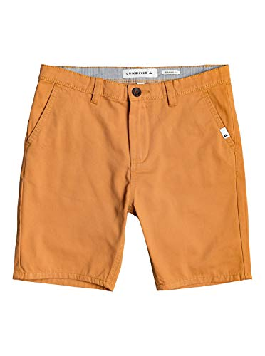 Quiksilver™ Everyday - Short Chino - Garçon Enfant 8-16 Ans - Orange