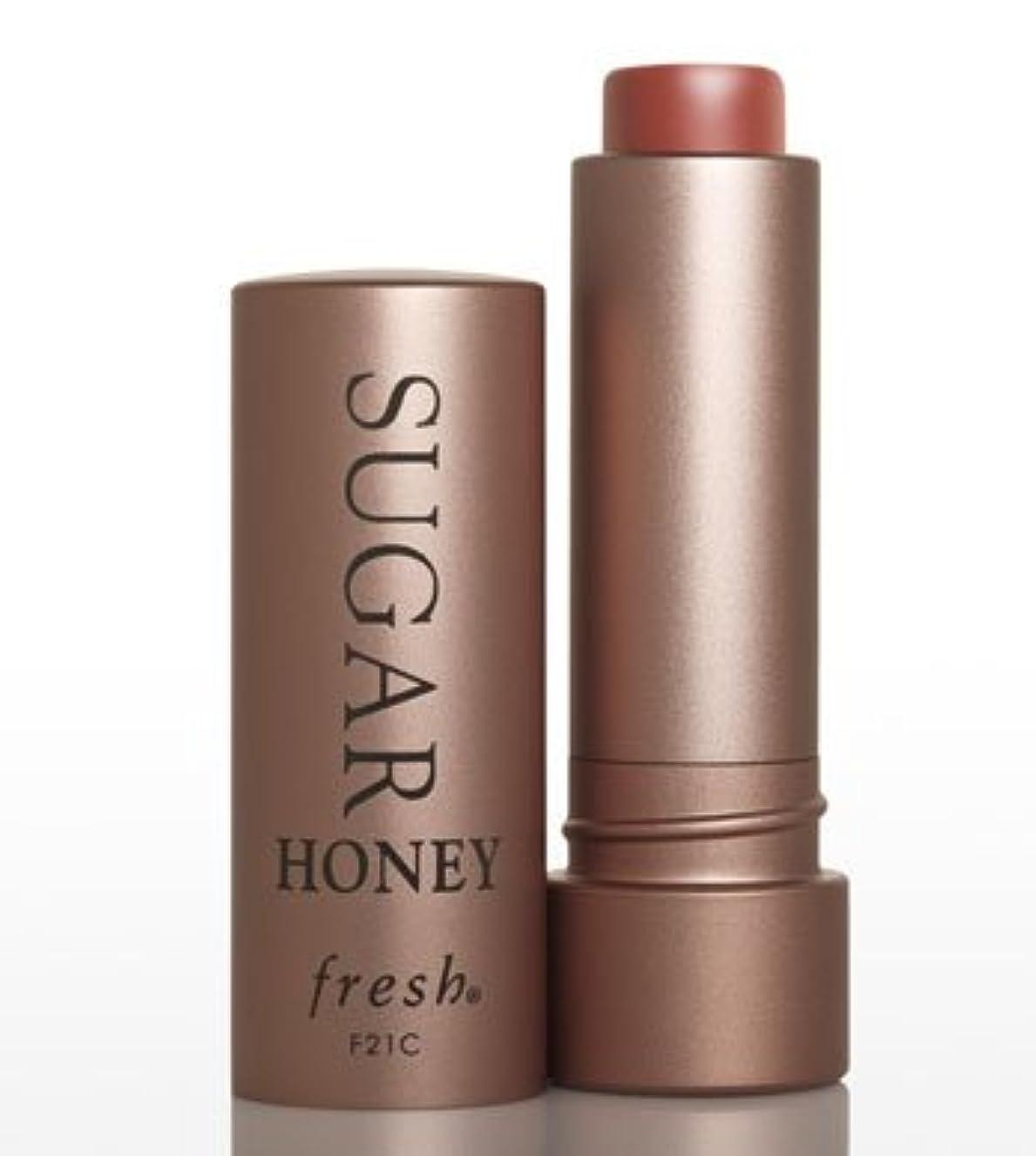 前文ファーザーファージュかすかなFresh SUGAR Honey TINTED LIP TREATMENT SPF15(フレッシュ シュガー ハニー ティンテッド リップ トリートメント SPF15) 0.15 oz (4.3g)