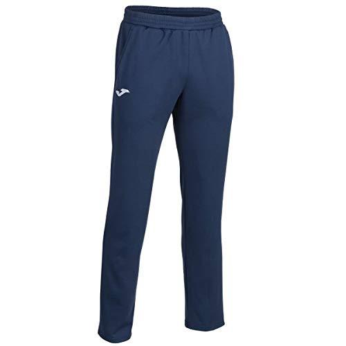 Joma Cleo II Pantalon Largo Deportivo, Hombre, Marino, L