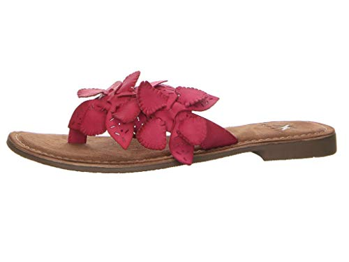 Kim Kay Damen Sandalette Pantolette pink Gr. 39