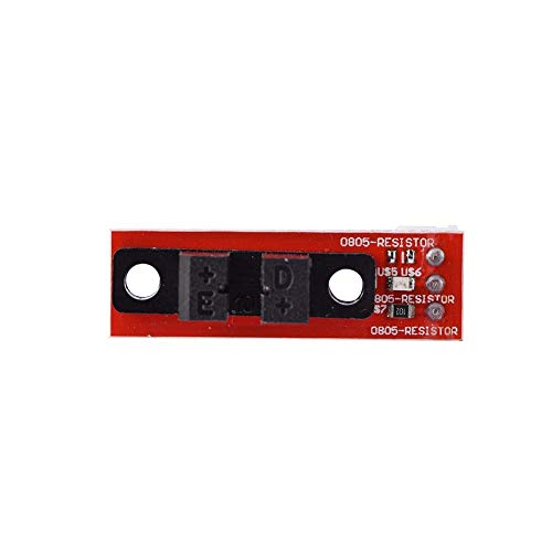 LBWNB Opto - Interruptor de extremo óptico CNC para impresora 3D Mendel Prusa RAMPS 1.4, accesorio de impresora 3D profesional compatible con placa RAMPS 1.4, Gen7 Endstop PCB Board Válvula de bola