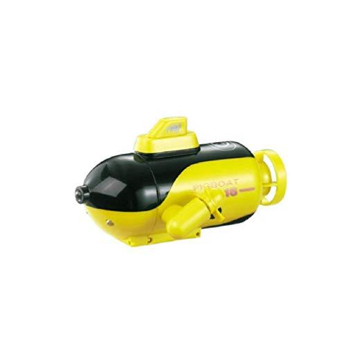 Unterwasser Drohne, Mini RC HD Unterwasser Drohne mit FPV (Gelb)