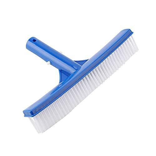 nJiaMe 10 Pulgadas Piscina Cepillo de Altas Prestaciones Piscina Cepillo de Limpieza Diseñado para Paredes Limpia Pisos de baldosas sin Esfuerzo 1PC