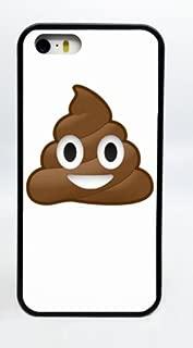 Poop Poopy Funny Emoji Phone Case Cover - Select Model (iPhone XR)