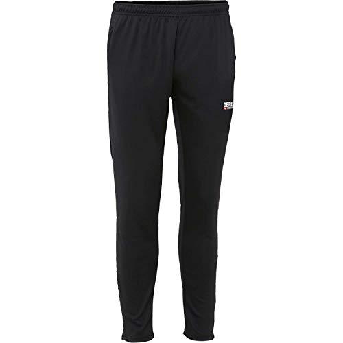 Derbystar Kinder Hyper Poly-Arbeitshose Shorts, schwarz, 140