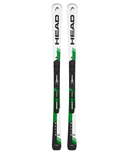 HEAD Skier Shape 3.0 Ab + PR 10 GW Promo inklusive Bindung Weiss/gelb (906) 156