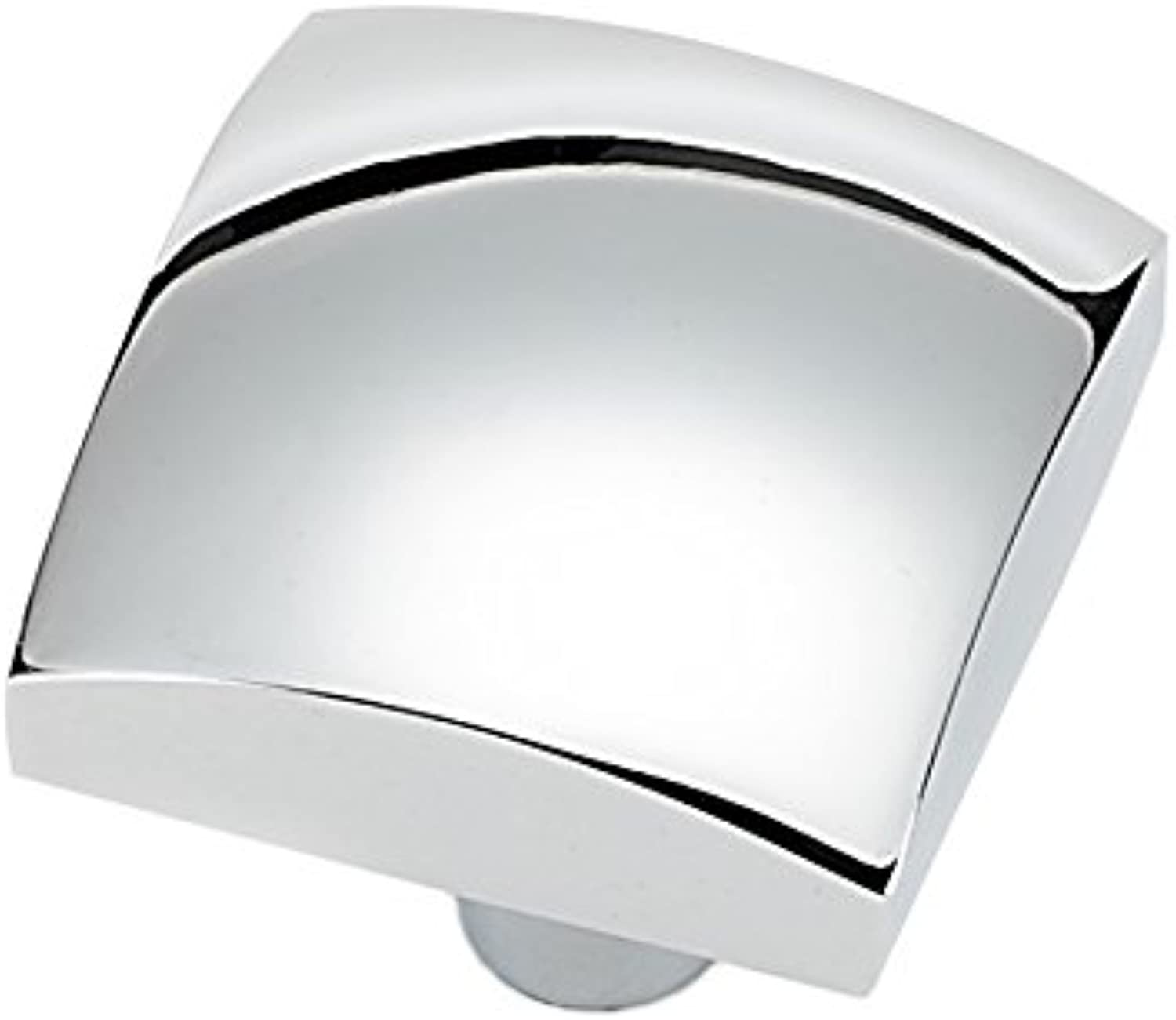 Alno A520-PC Style Cents Knobs Modern, Polished Chrome, 1-1 4