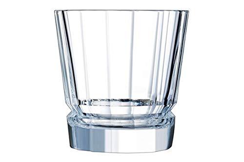 Cristal d'Arques L8162 Lot de 6 Gobelets, Cristallin, Transparent, Taille Unique