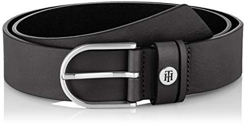 Tommy Hilfiger Damen Classic Belt 3.5 Gürtel, Schwarz (Black Bds), Large (Herstellergröße: 95)