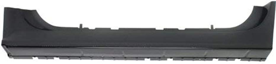 Rocker Panel Compatible with FORD F-150 1997 LH Regular/Super Cab (2/3-Door) 46 3/4 In. L x 9 15/16 In. H