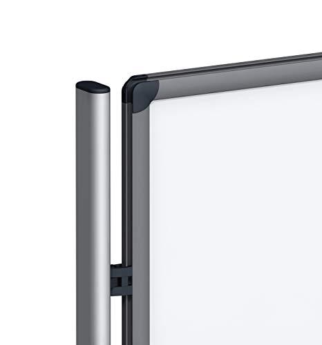 Franken SWA8 Adapterset für Pro Stellwand, 4 Stück