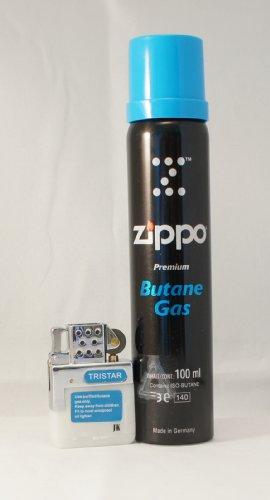 Zippo Butane Gas und Gaseinsatz