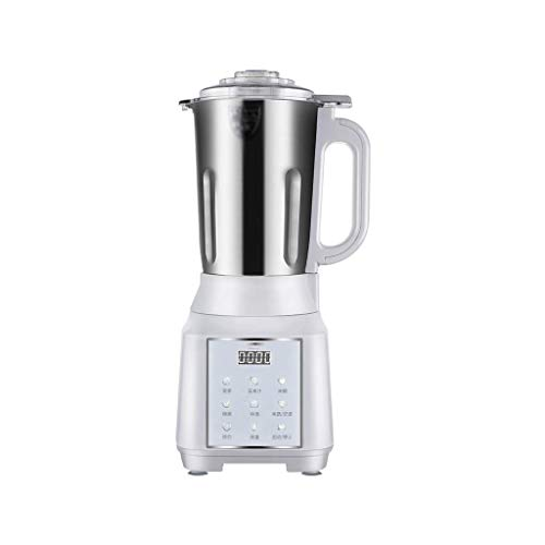 BGSFF Kleine Sojamilchmaschine Vollautomatische multifunktionale Desktop-Entsafter Haushaltsküche Kochbecher Heizung Filterfrei