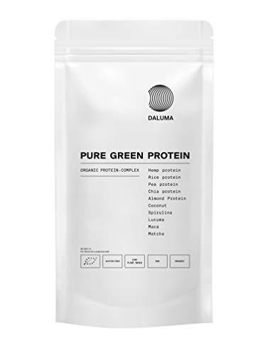 Bio Eiweißpulver zum Muskelaufbau und Abnehmen – veganes Proteinpulver von DALUMA